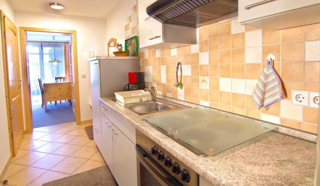 Ferienwohnung Anita Link - Küche